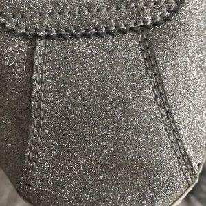d042583139a5 Gucci Shoes - Gucci Bambi Metallic Trainer